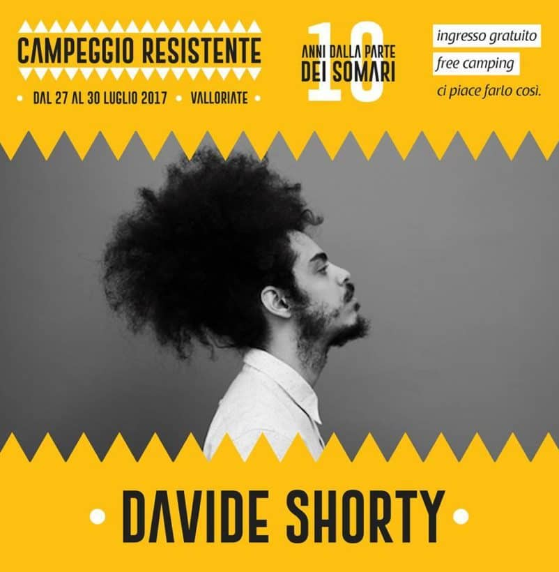 Davide Shorty
